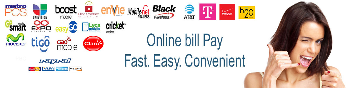 Phone Bill Center - Mobile App- Instant Recharge, Refill, Reup